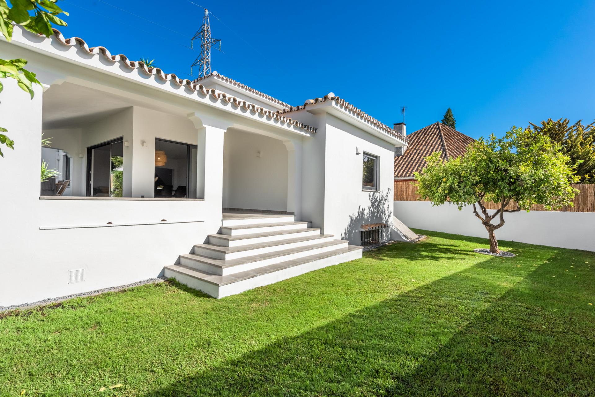 ARFV2126 - Moderne Stadtvilla in Marbella zu verkaufen