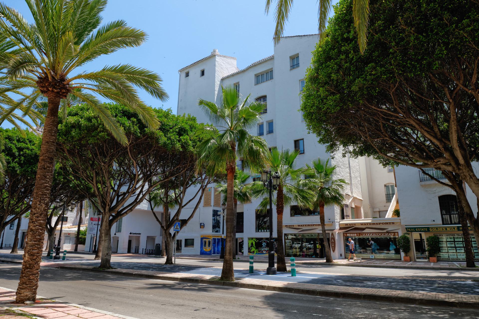 ARFA -344 Renoviertes Apartment in Puerto Banus in Marbella