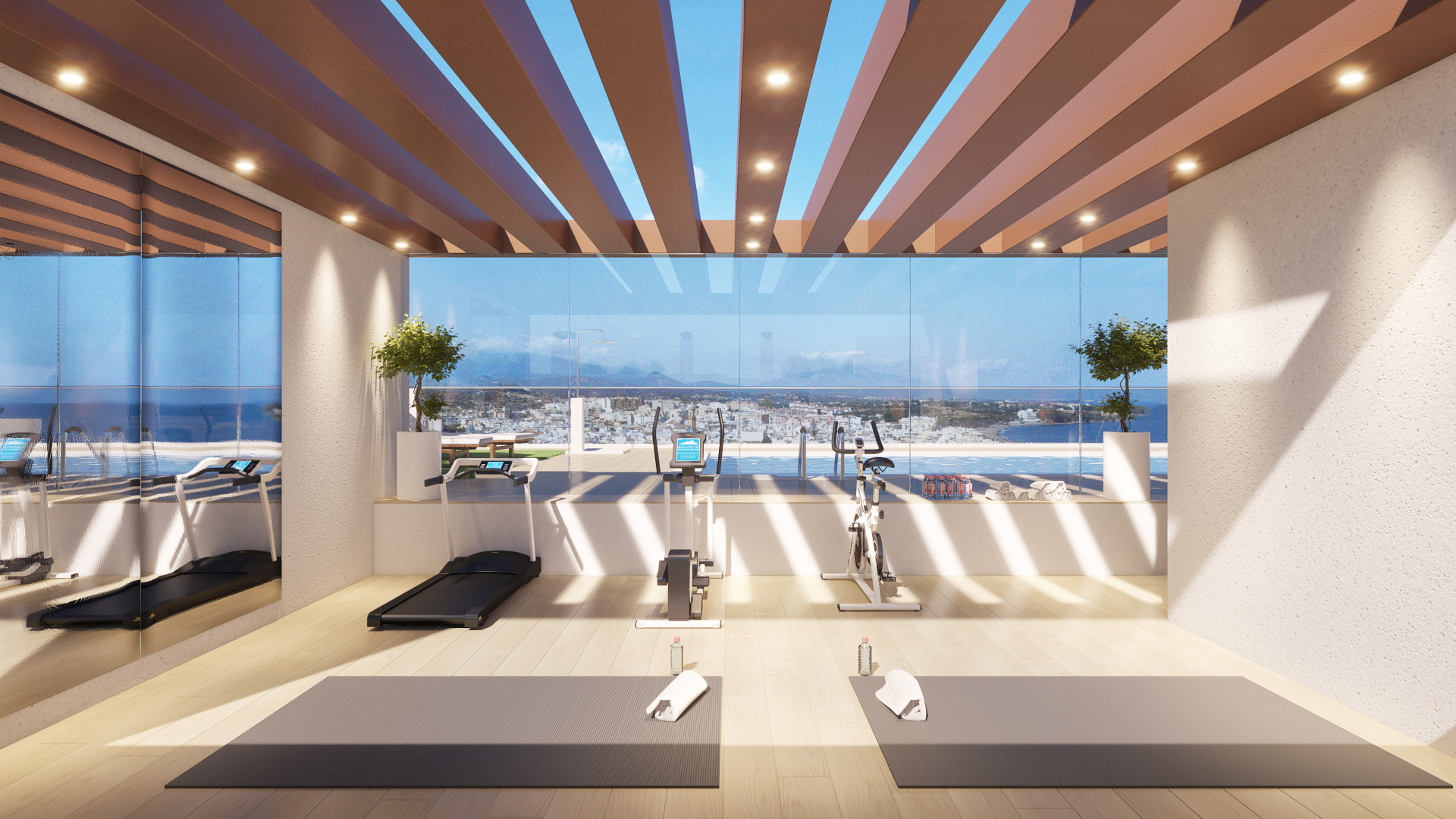 Moderne nieuwbouwappartementen in Estepona