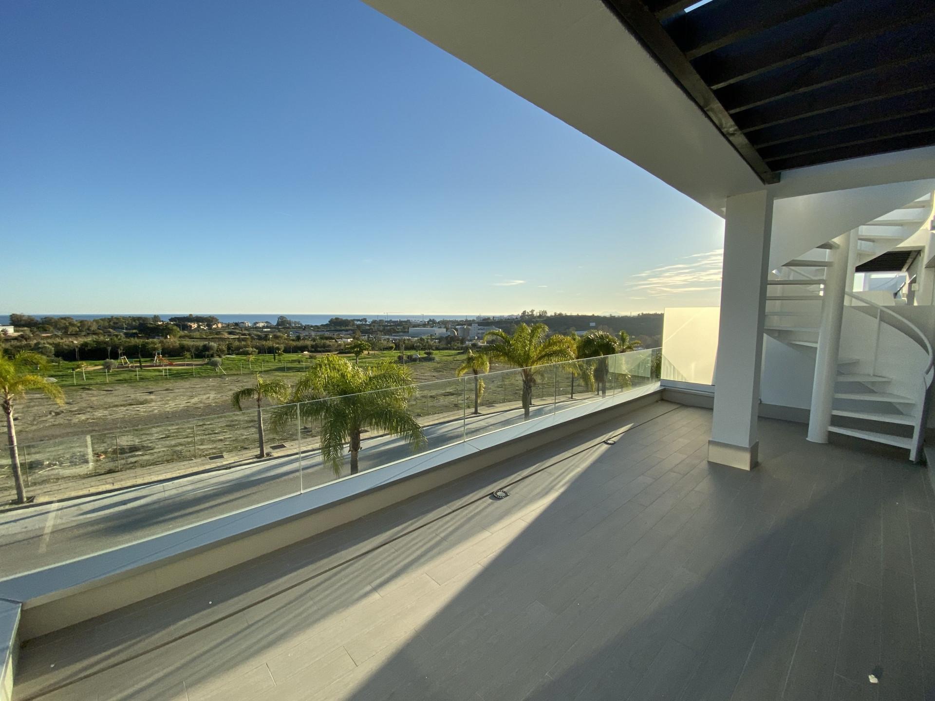 Photo: Penthouse in Estepona