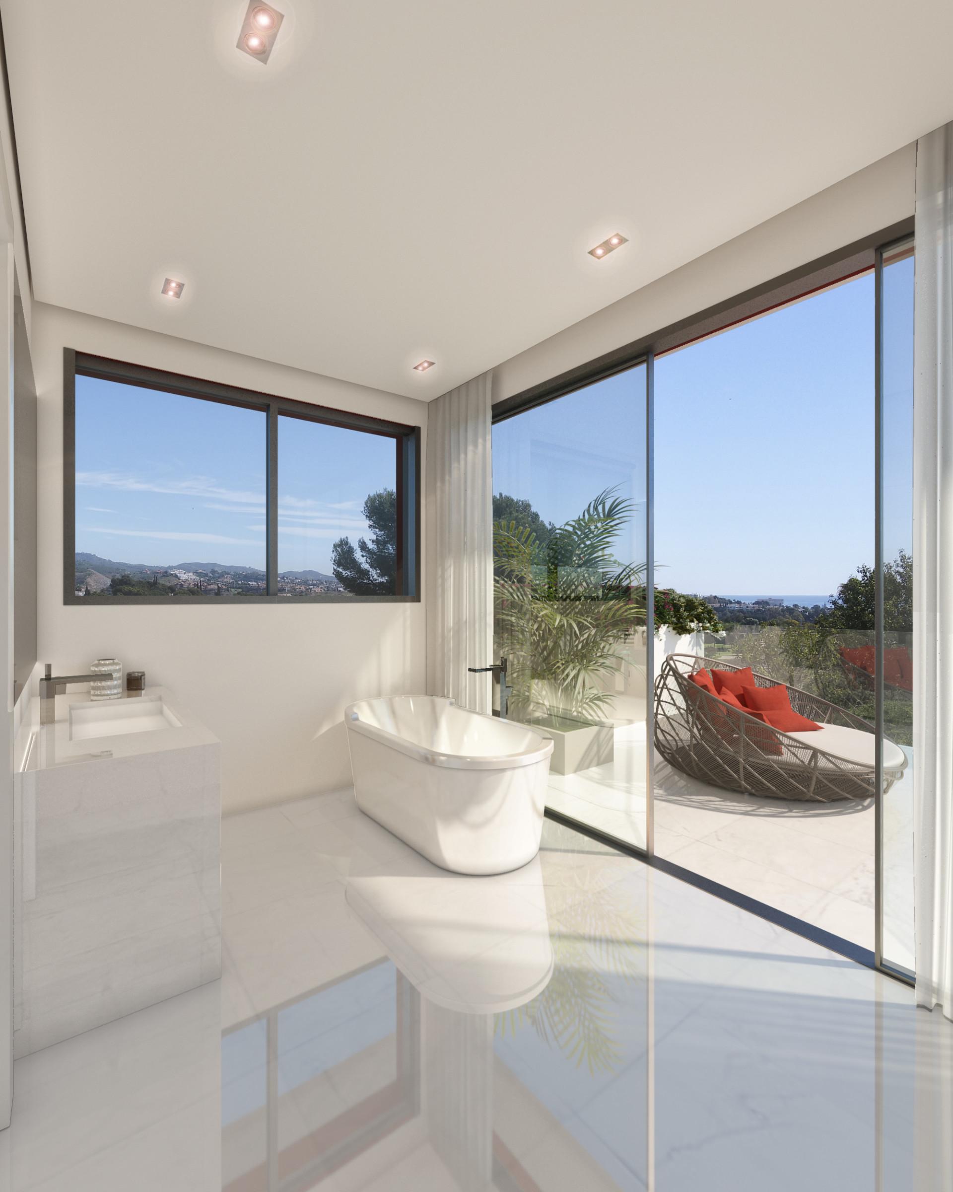 ARFA1406 - Neubauprojekt für moderne Luxuswohnungen zum Verkauf in Toplage in Rio Real in Marbella