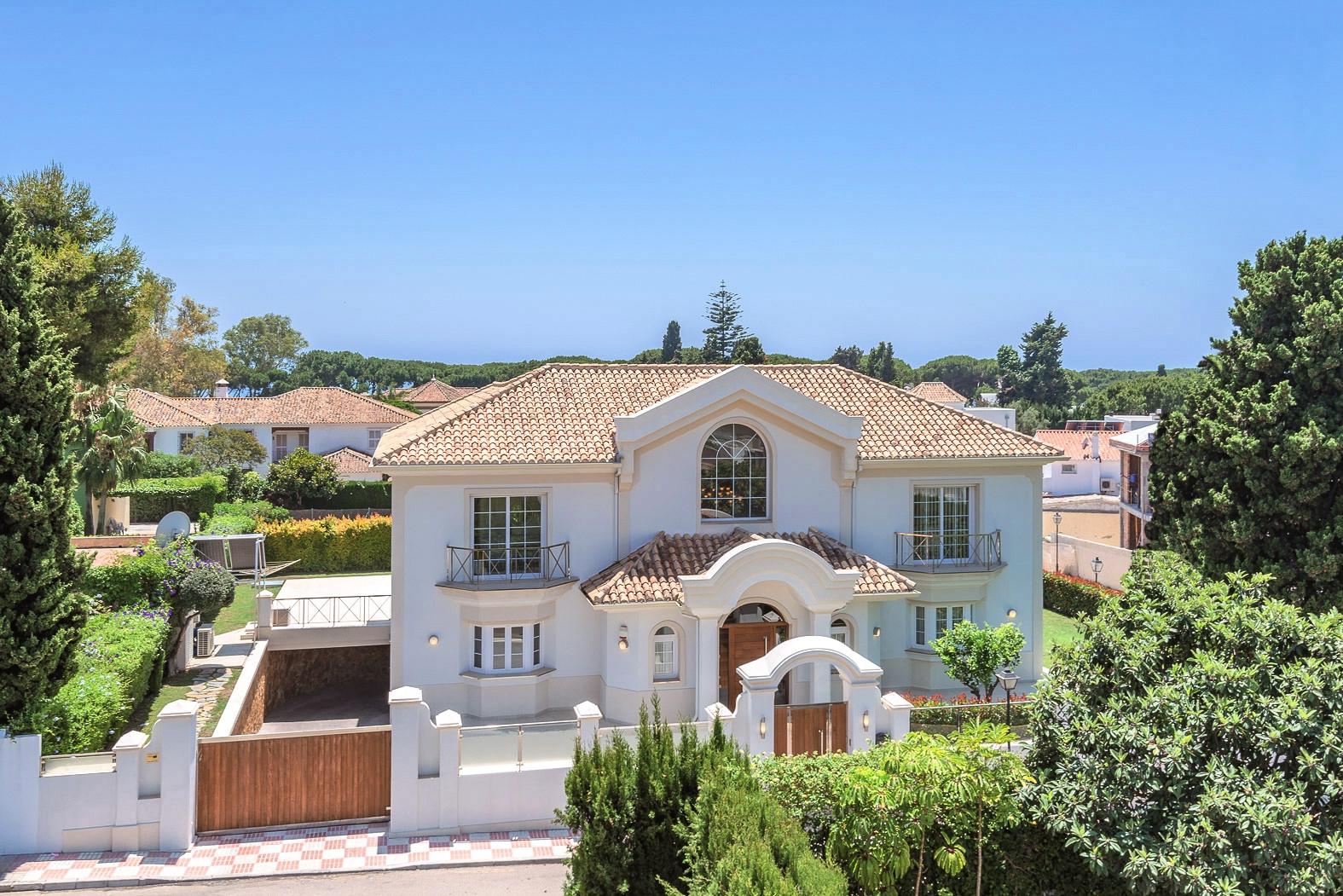 Photo: Villa in Marbella Golden Mile