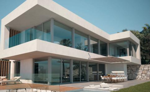 ARFV2018 - Projekt für moderne Villa in El Rosario in Marbella