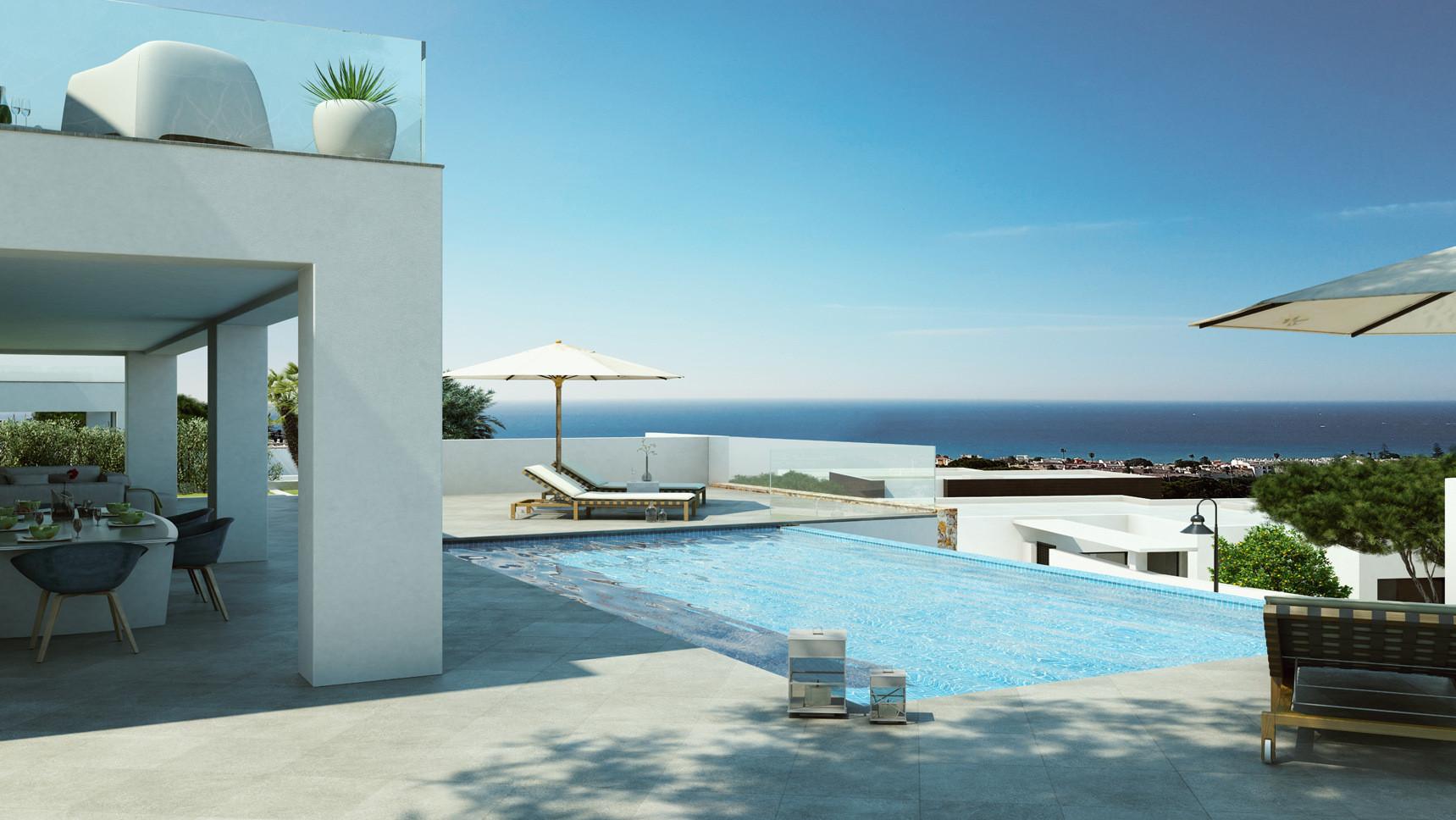 ARFA1260 - 58 moderne Wohnungen nahe Marbella bei Benahavis