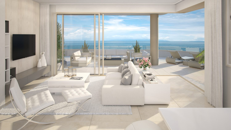 ARFA1242-1 - Neubauprojekt für moderne Wohnungen und Penthäuser zum Verkauf in Mijas Costa