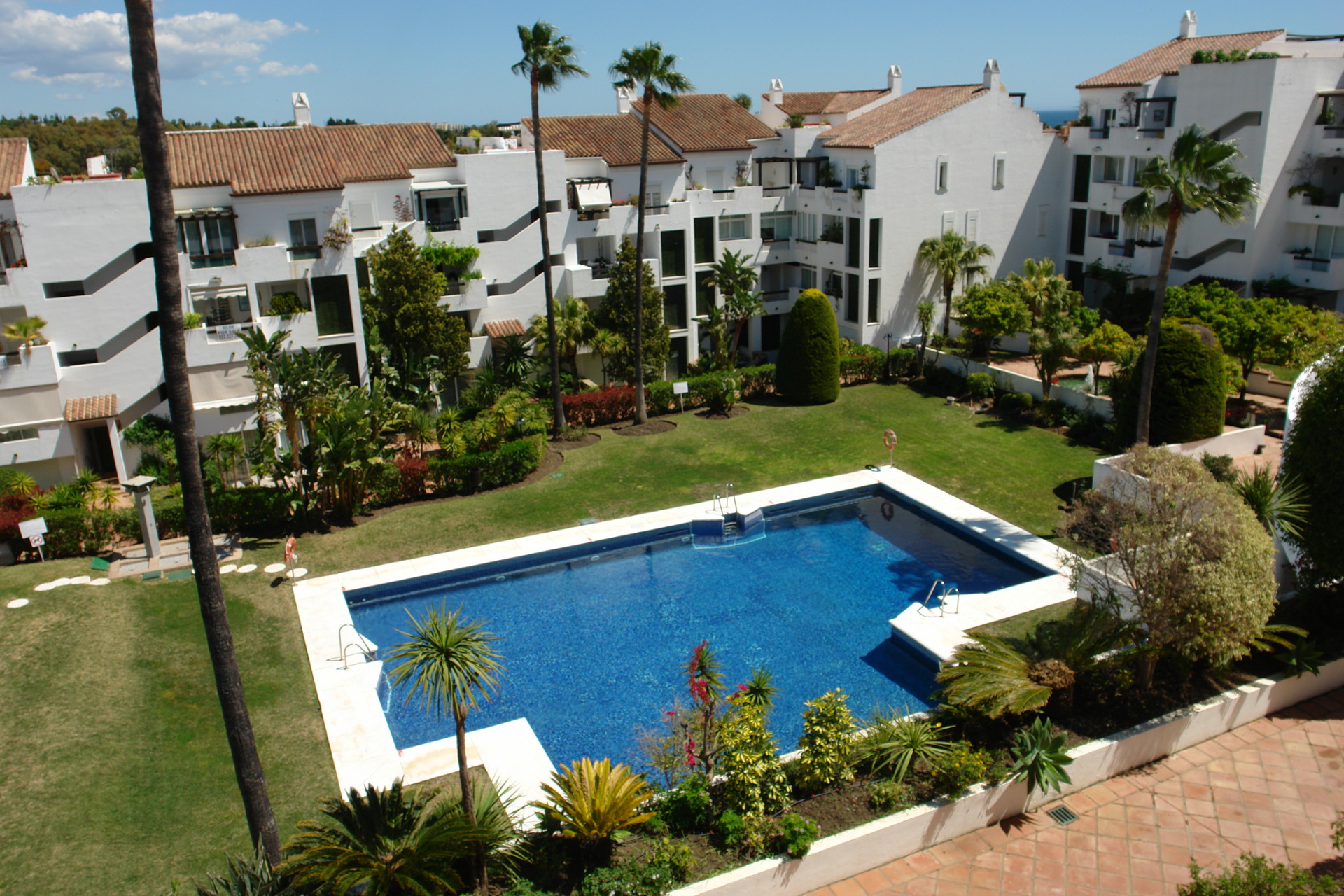 Charmant penthouse in Estepona