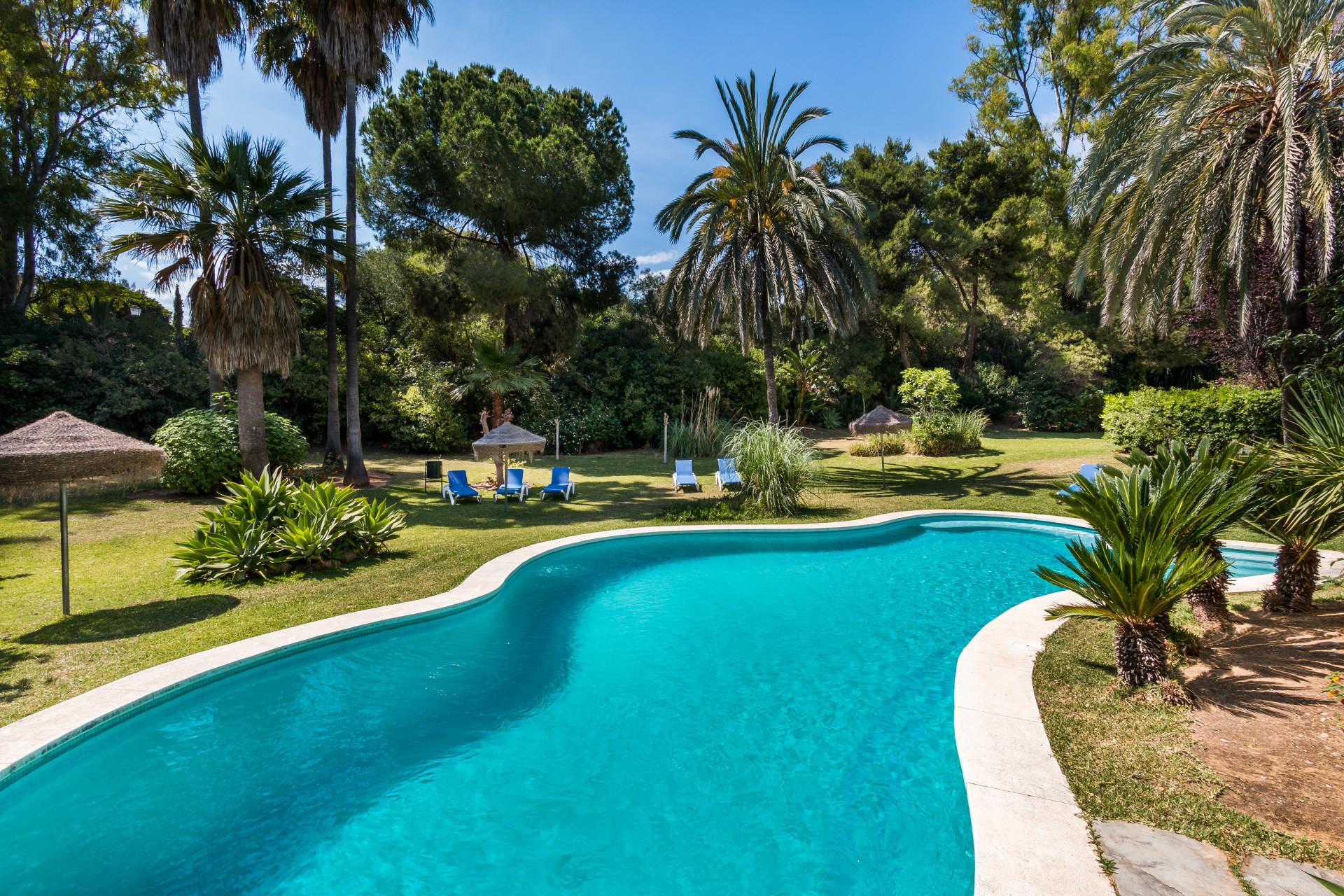 ARFA1287 - Wohnung zum Verkauf an der Goldenen Meile in Marbella in Toplage