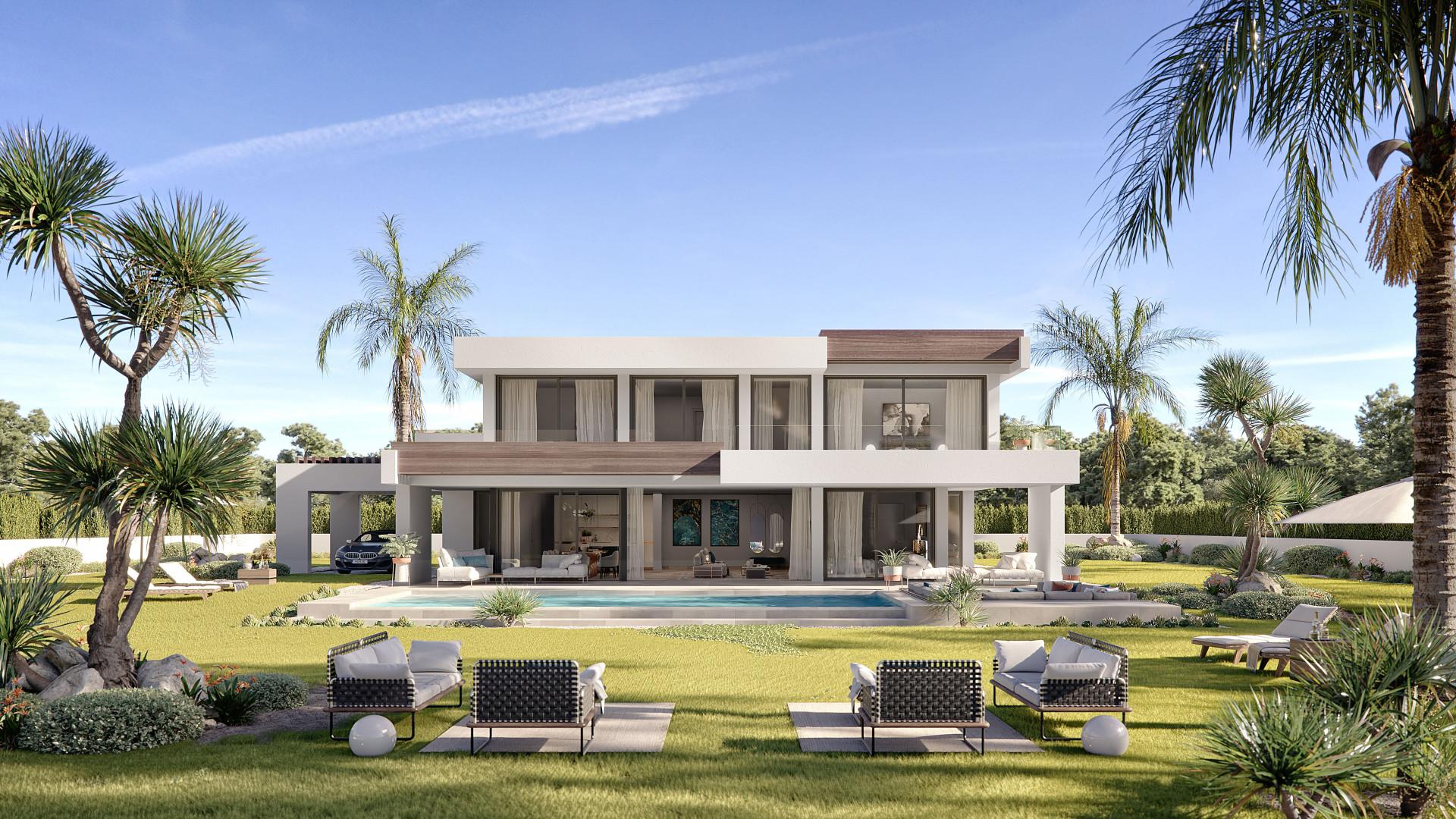 Photo: Villa in Manilva