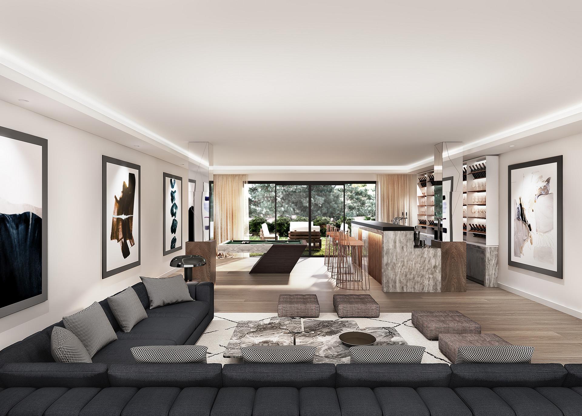 A Six Bedroom Masterpiece Mansion In La Zagaleta Mpv4249