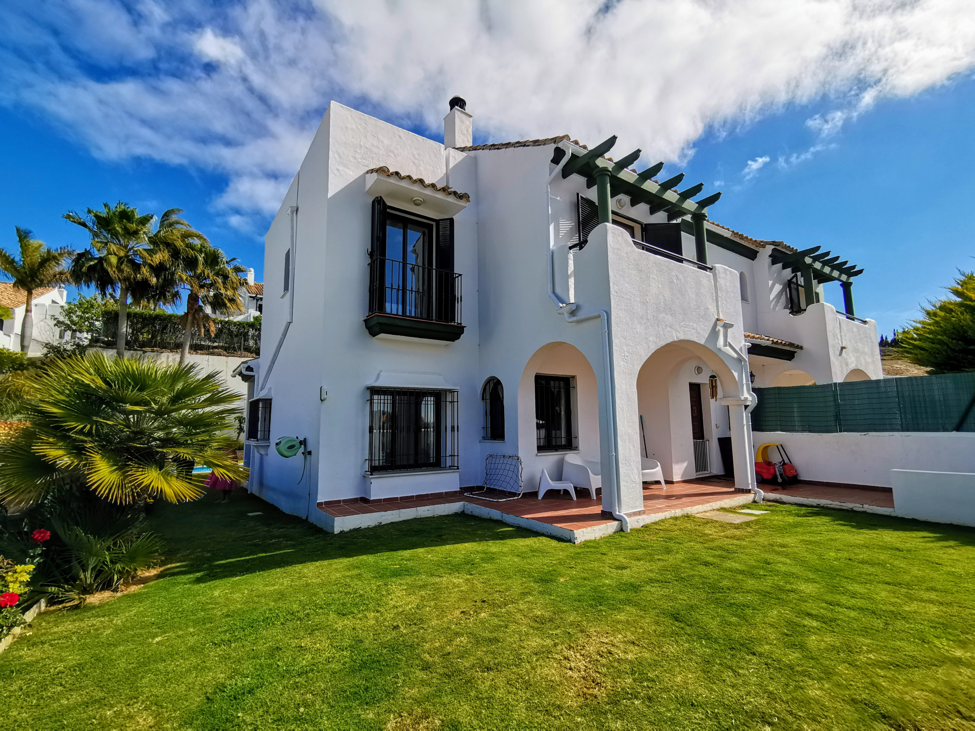 Semi Detached House for sale in Manilva