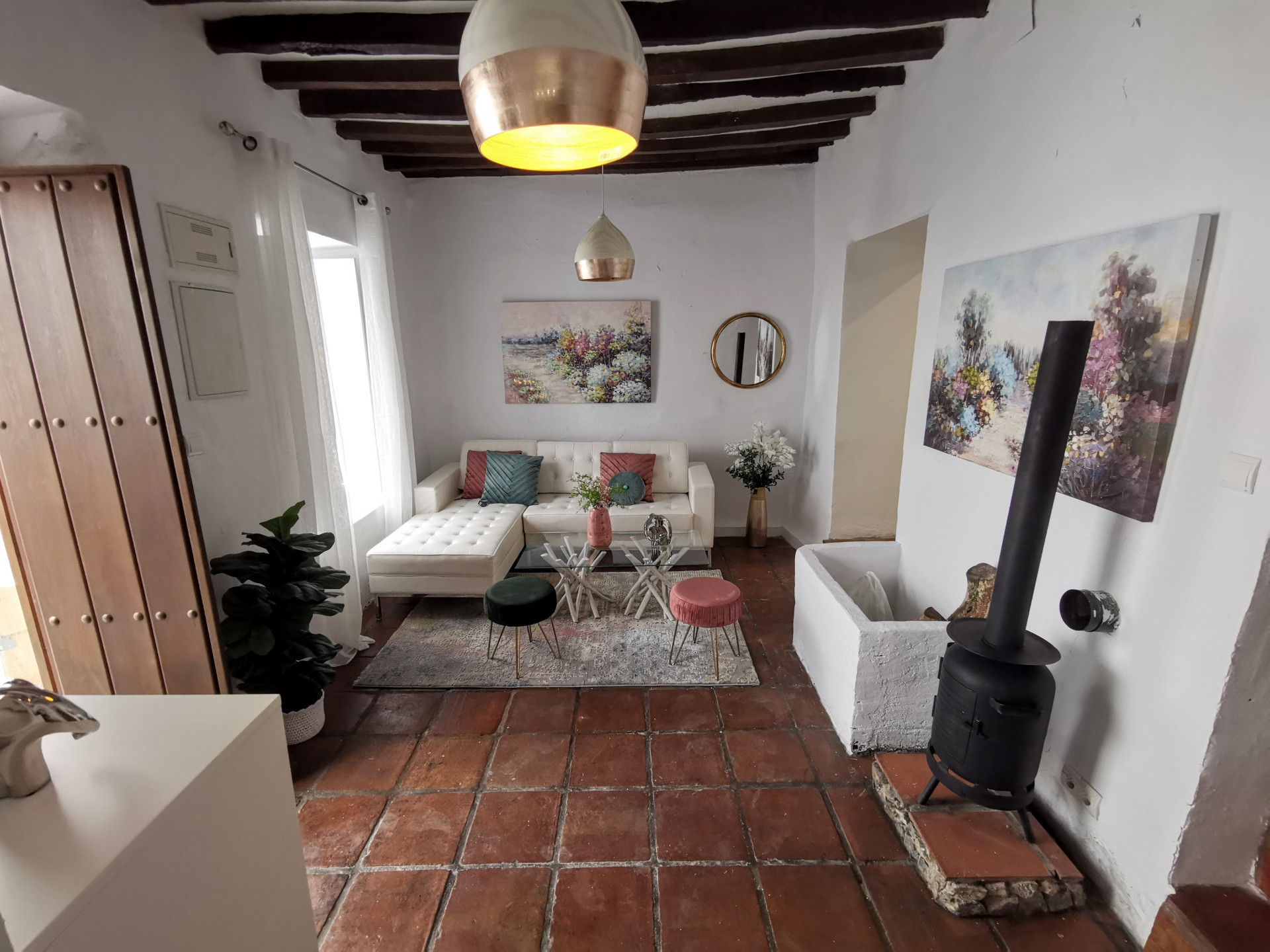 Town House for sale in Casares