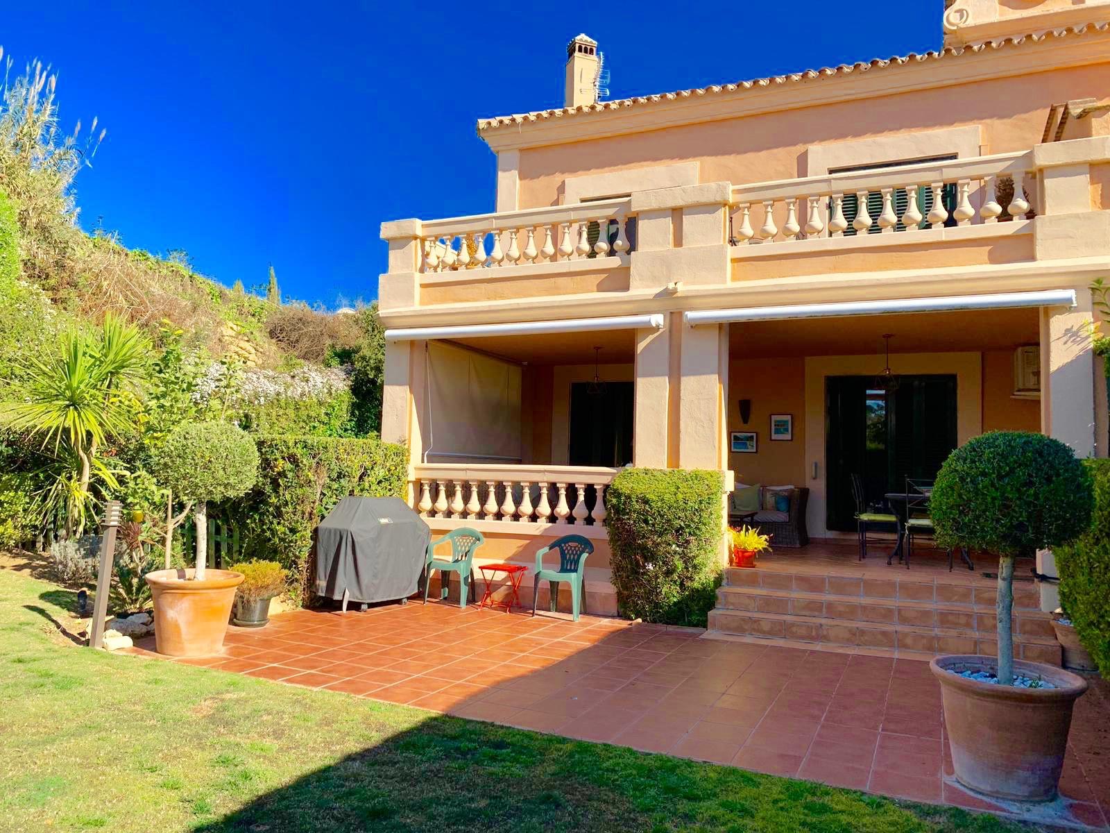 Semi Detached Villa for sale in Sotogrande