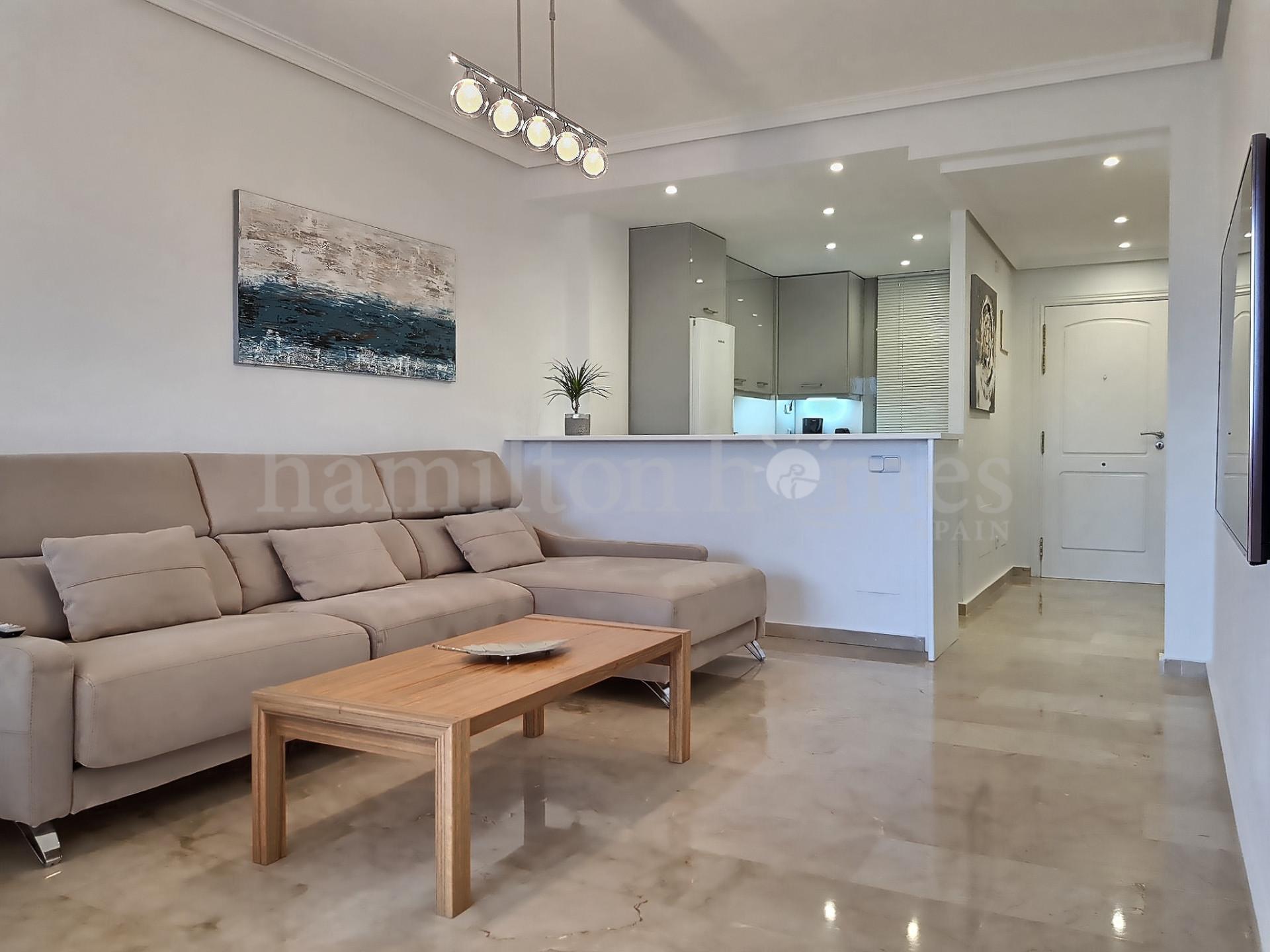 Apartment in Bahia de Casares, Casares