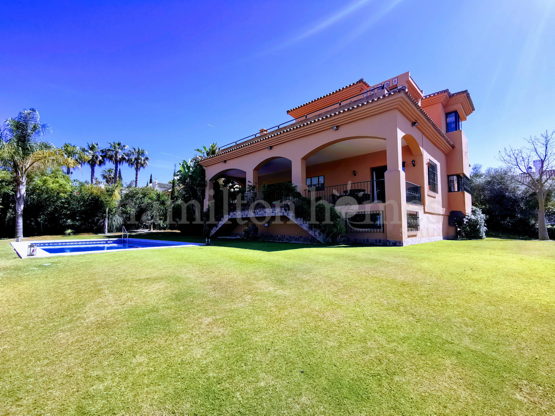 Villa en Zona F, Sotogrande
