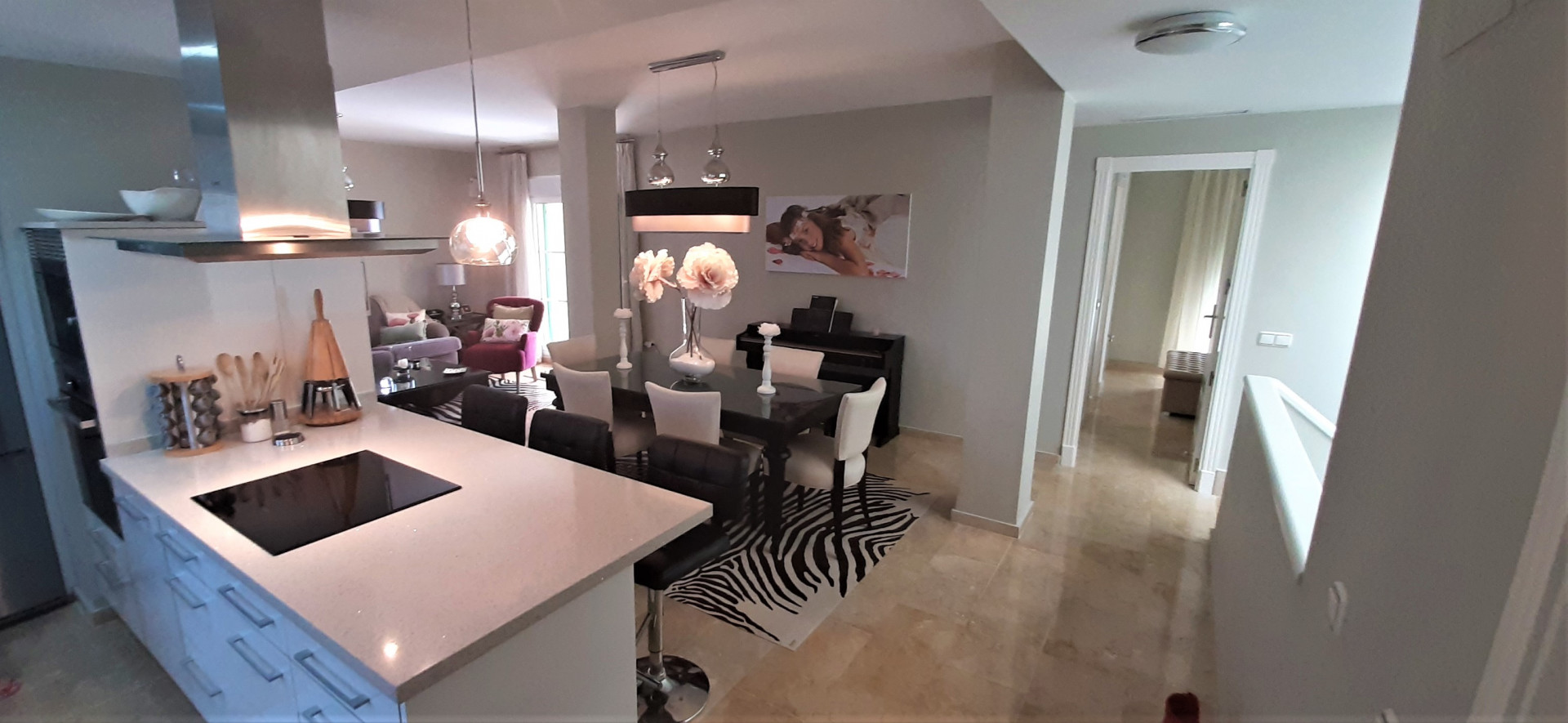 Duplex Penthouse in Casares