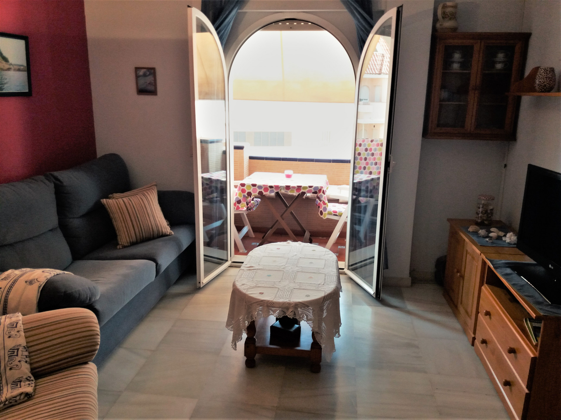 Apartment in Manilva