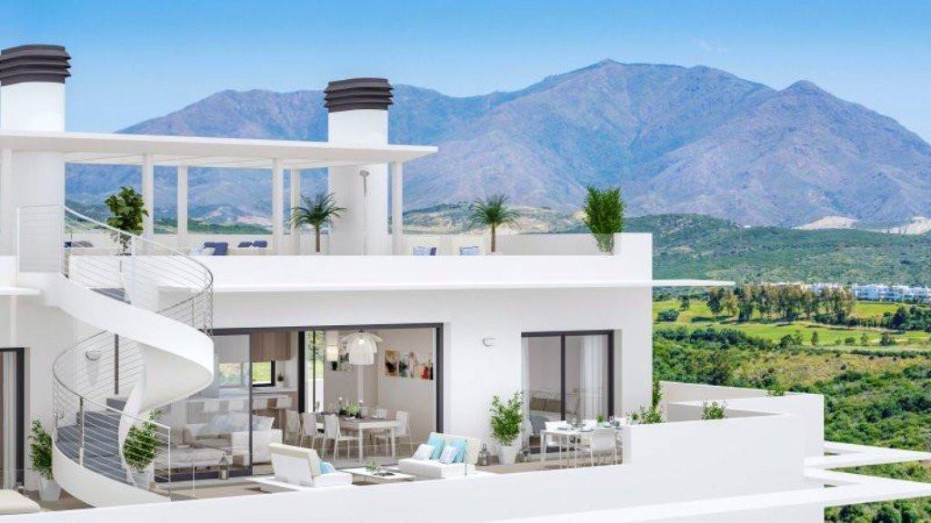 Apartment for sale in Las Terrazas de Cortesín, Casares