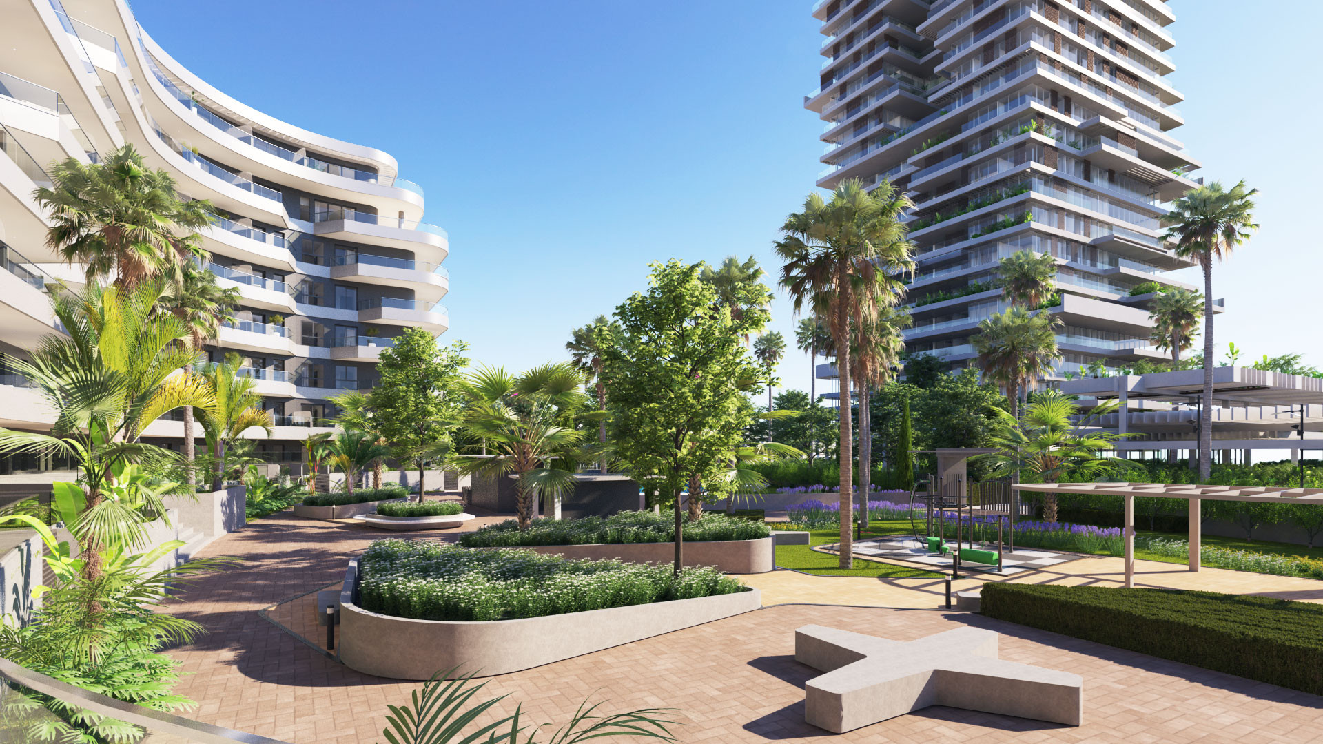 This architecturally stunning modern new Málaga ...