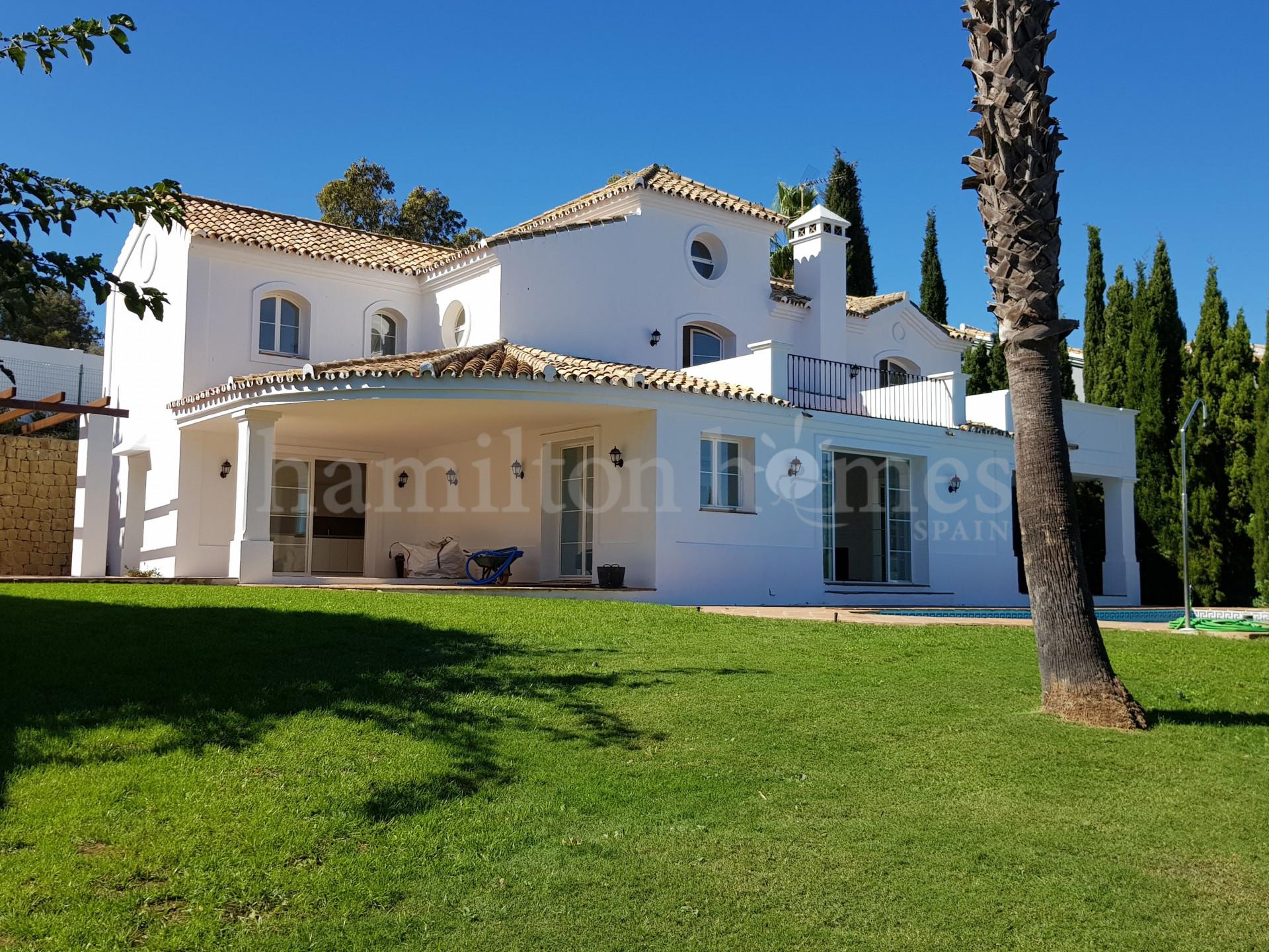 Villa in La Paloma, Manilva