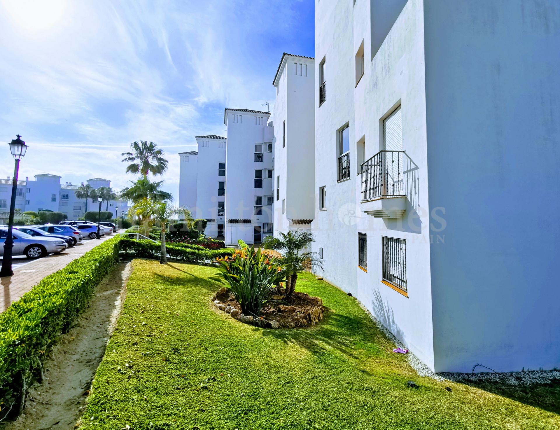 Ground Floor Apartment in Los Hidalgos, Manilva