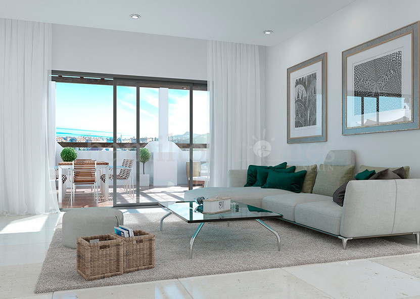 Ground Floor Apartment in Doña Julia, Casares