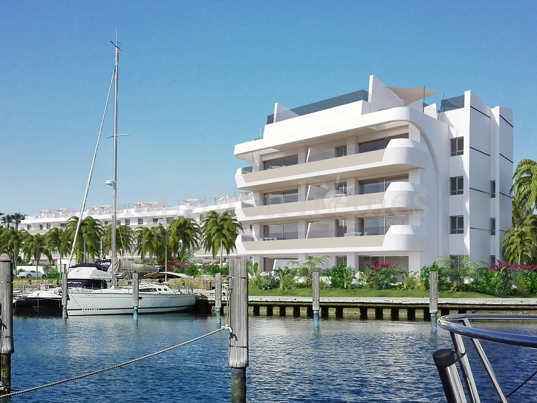 Apartment in Marina de Sotogrande, Sotogrande