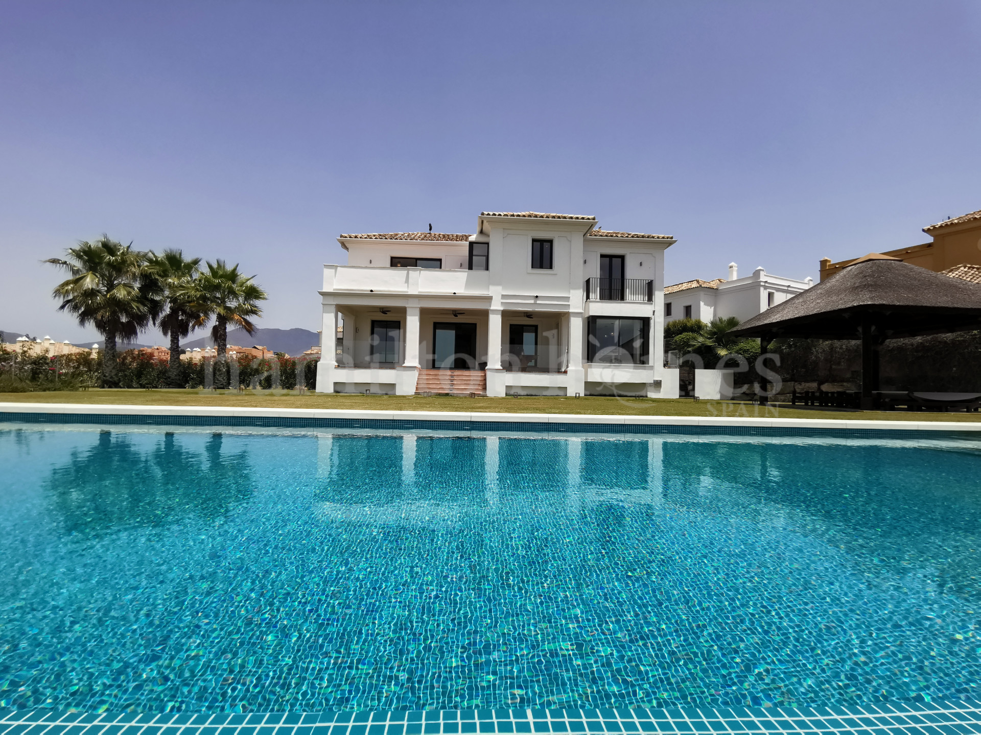Villa en Casares