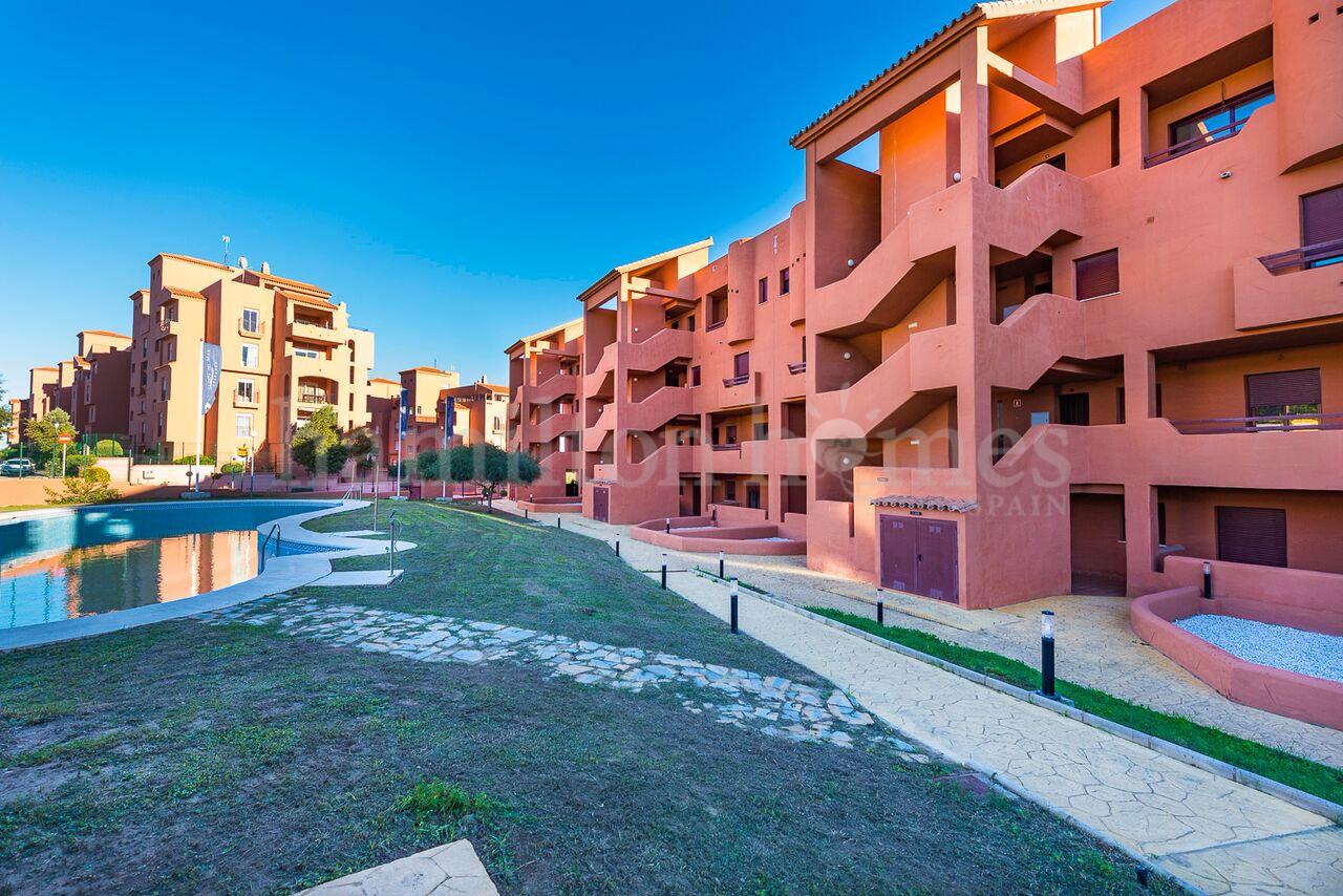 Apartment in Los Hidalgos, Manilva