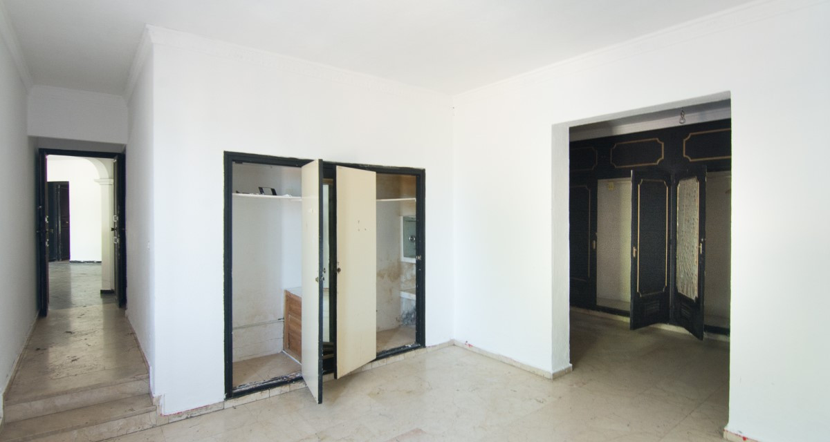 Amazing Opportunity For Refurbishment Of Villa On The Golden Mile