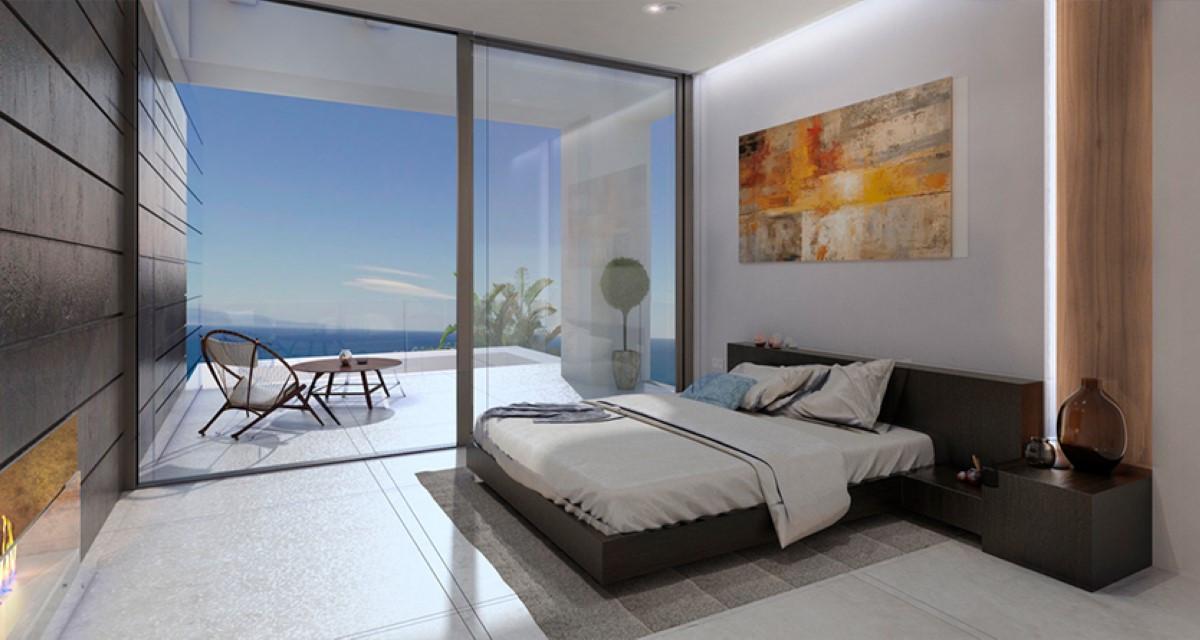 Superb Off-plan Contemporary Villa For Sale With Panoramic Sea Views In Puerto De La Duquesa