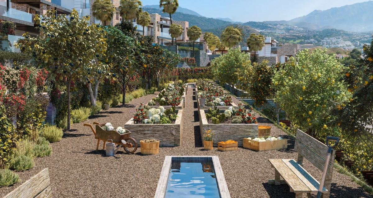 State-of-the-Art Sustainable Luxury Villas For Sale in Benahavis