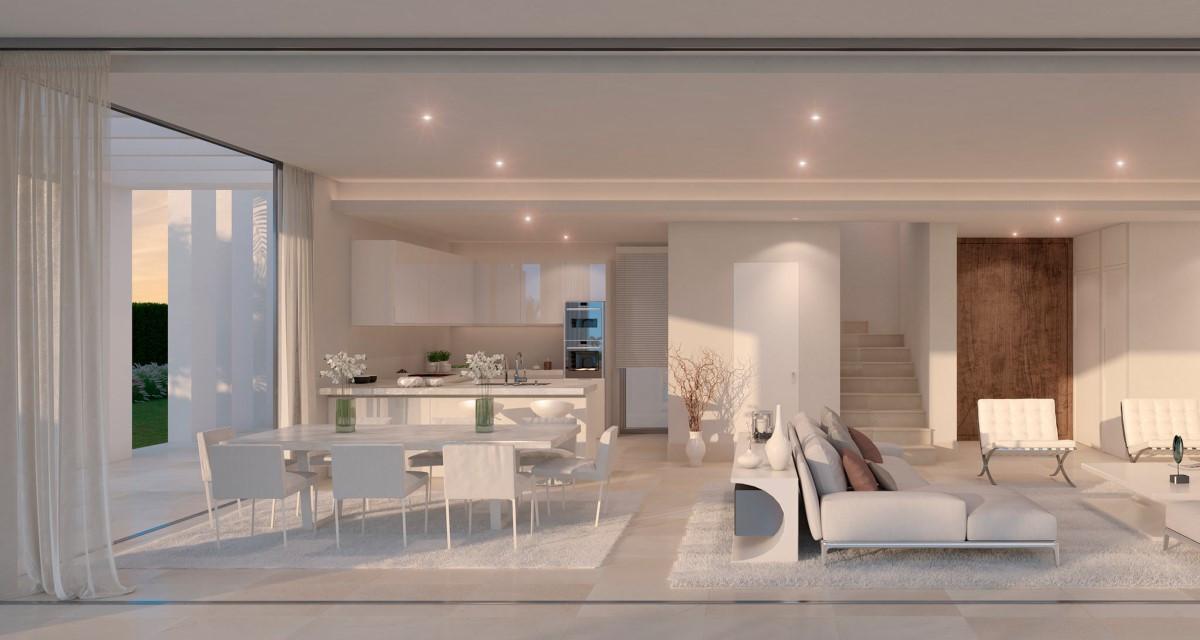 Contemporary Villas For Sale In The Heart Of Mijas Golf Region