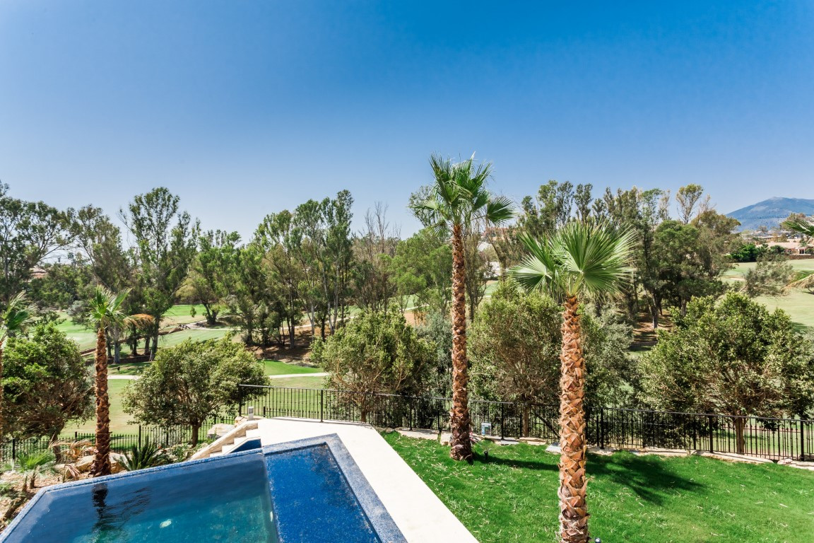 This Luxury Front Line Golf Villa For Sale In Nueva Andalucia Will Take Your Breath Away