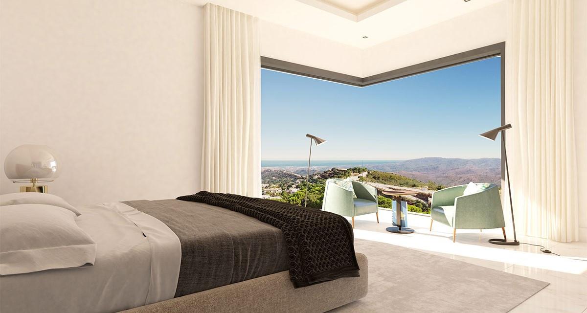 Brand New Development Of 4 Luxury Villas In The Stunning Monte Mayor, Benahavis