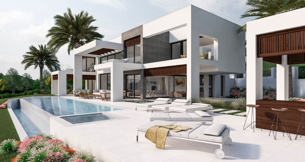 State Of The Art Villa For Sale In The Most Sought After Address In Nueva Andalucia