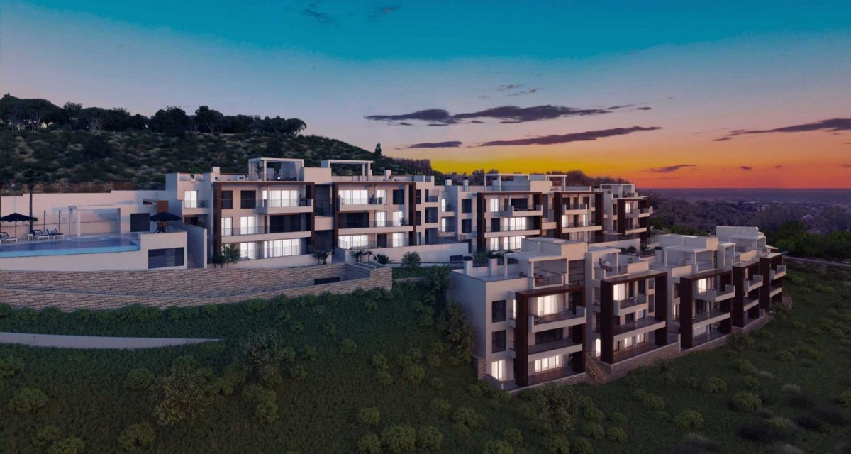 Beautifully Designed Apartments For Sale in Benahavis