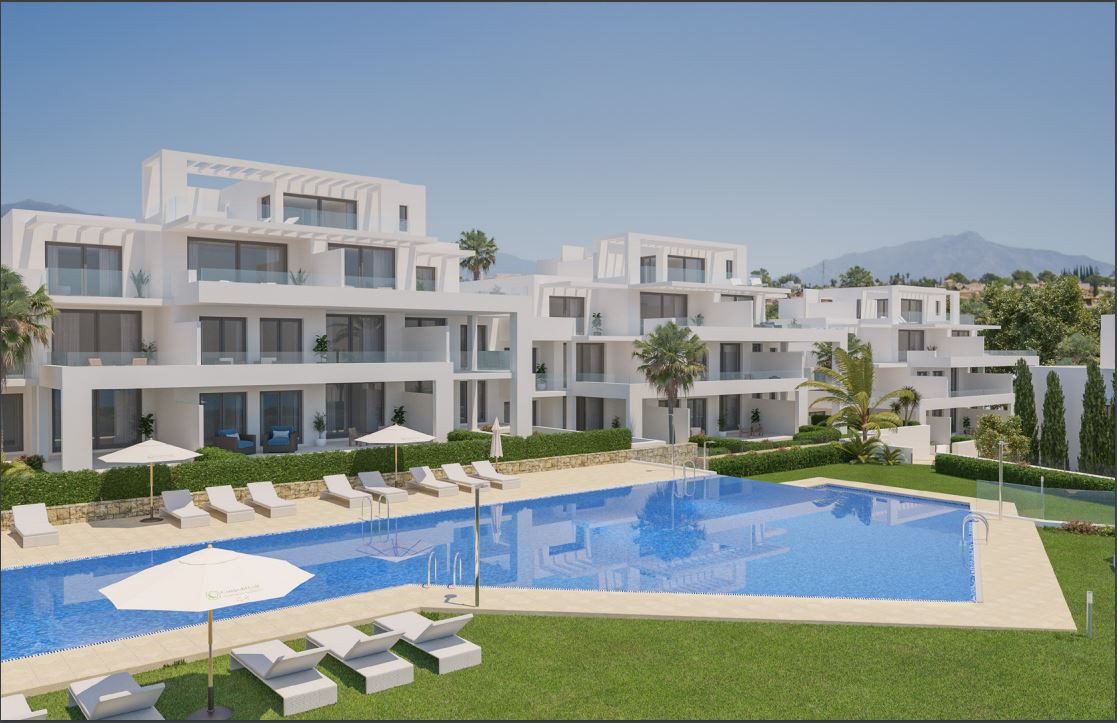 Ground Floor Apartment for sale in <i>New Golden Mile, </i>Estepona