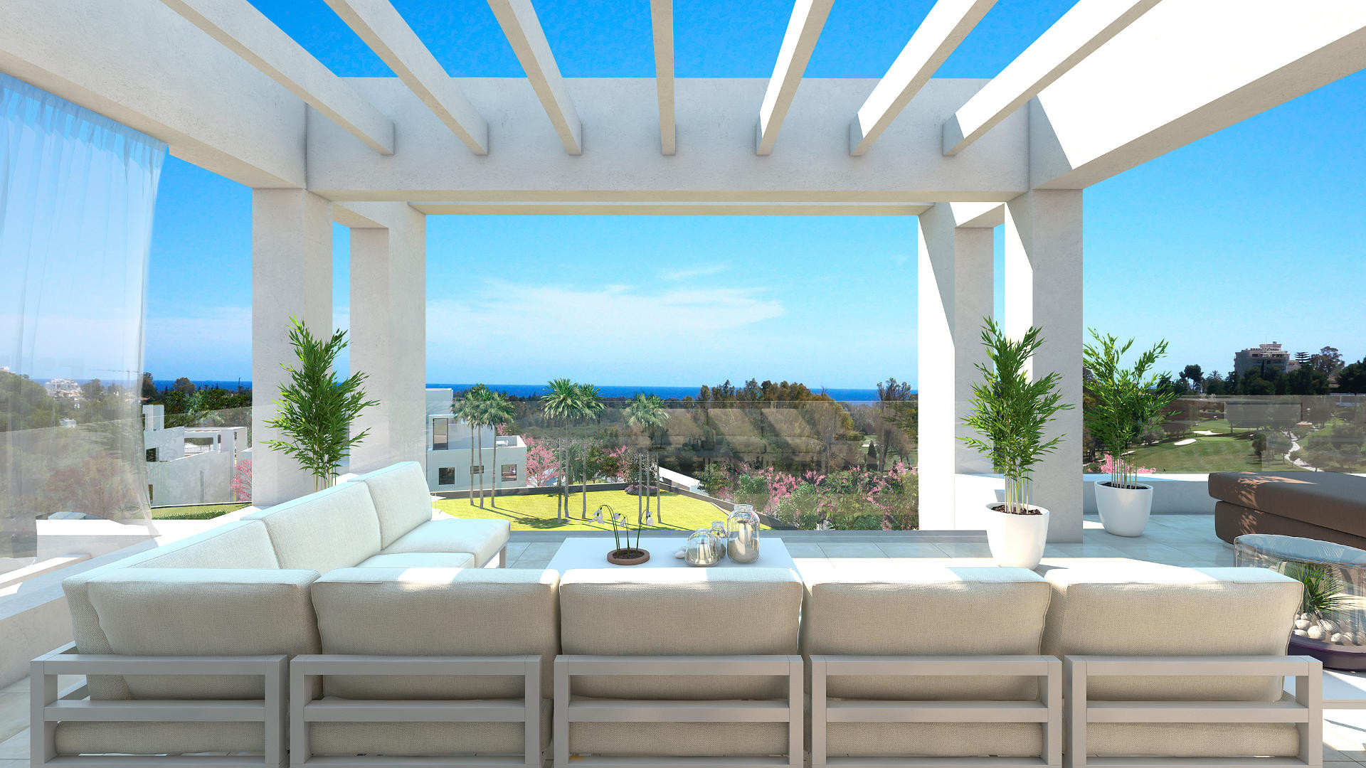 Duplex Penthouse for sale in <i>Atalaya Golf, </i>Estepona