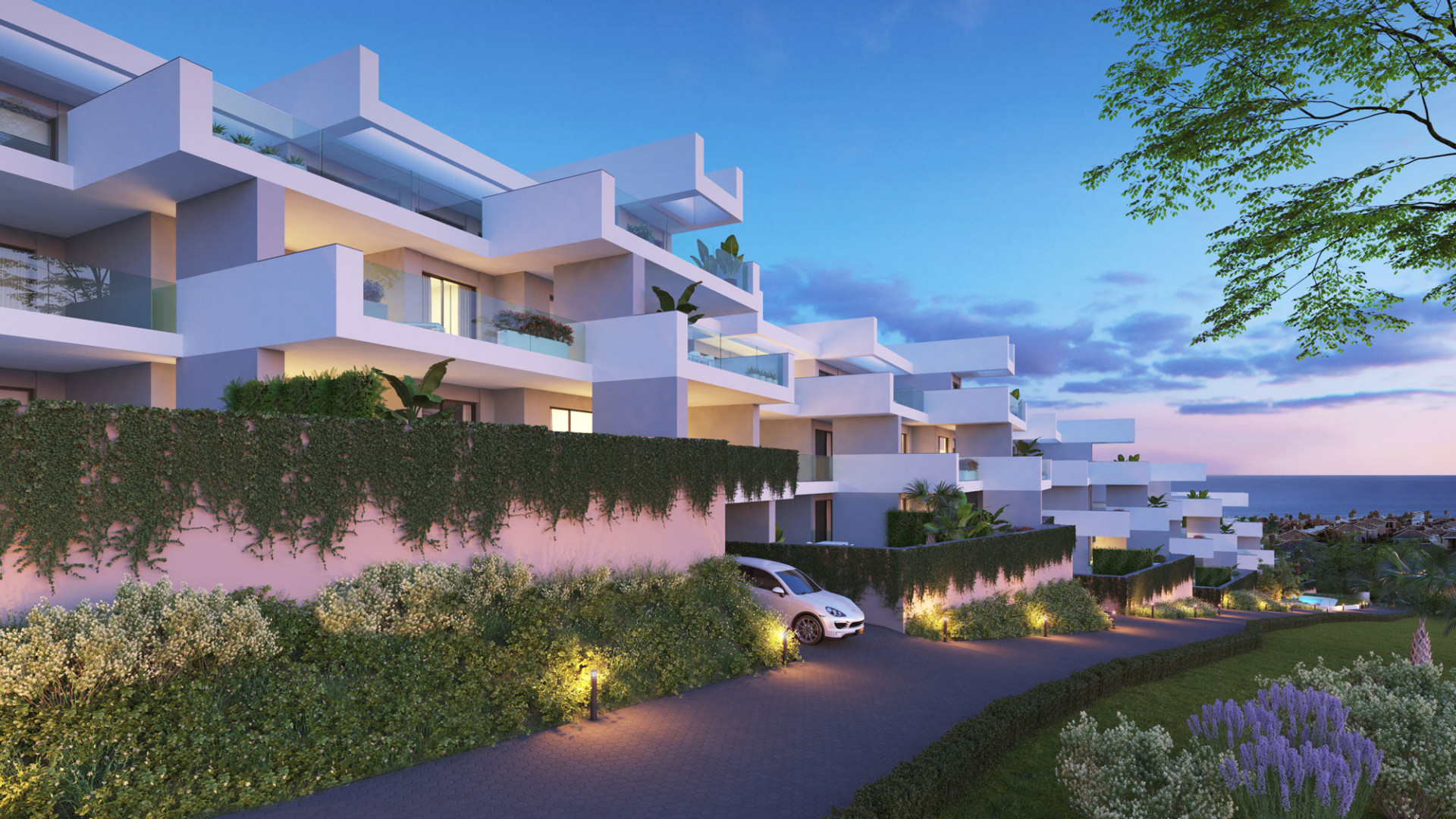 Last units in luxurious new development in Manilva