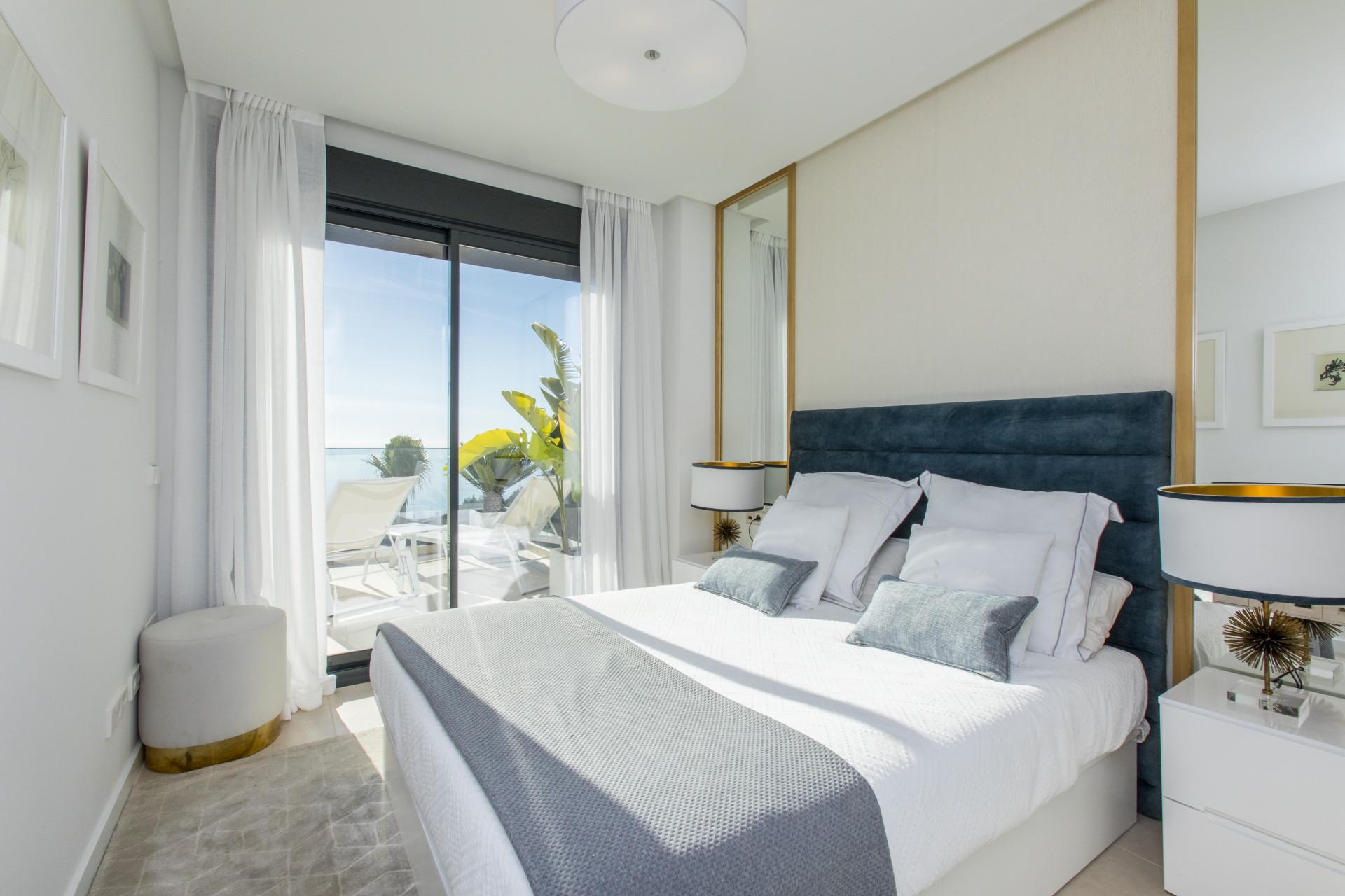 Apartamento fantástico con vistas al mar en Fuengirola