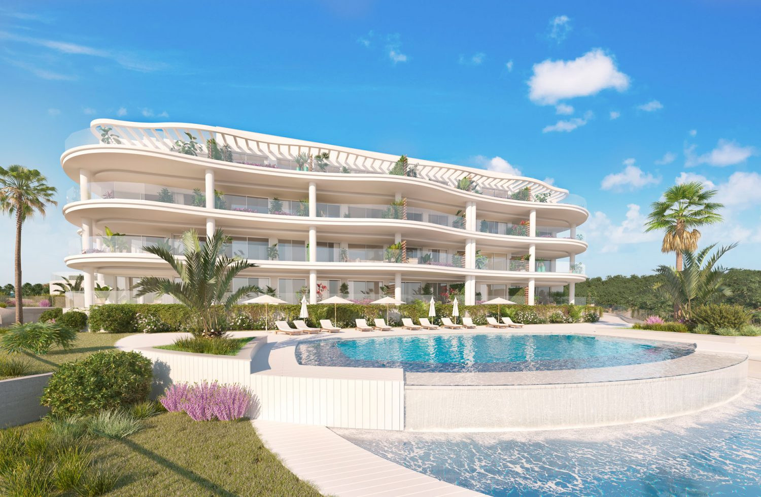 Ground Floor Apartment for sale in <i>, </i>Fuengirola