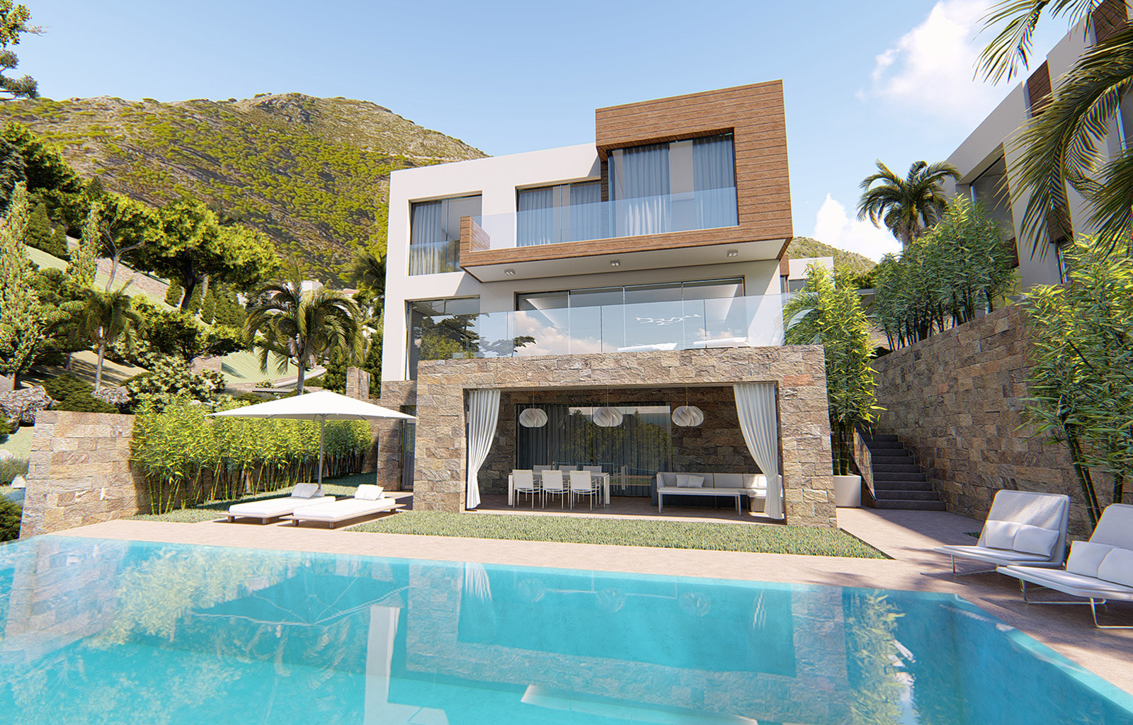Villa for sale in <i>, </i>Mijas