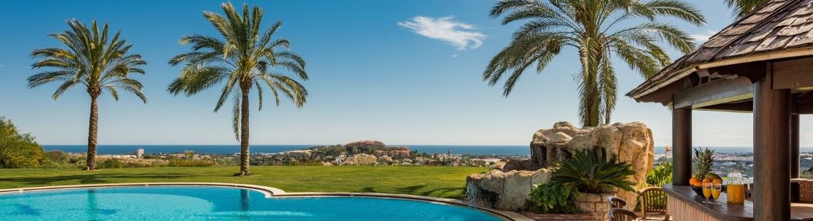 Exclusive properties Costa del Sol