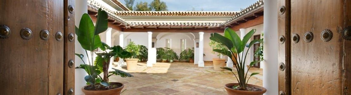 Country Homes and Estates in Marbella