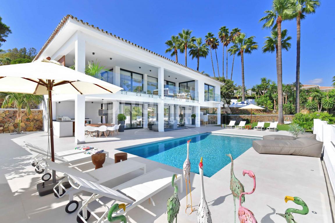 Nueva Andalucia, Striking Modern Luxury Villa San Diego, Nueva Andalucia, Marbella