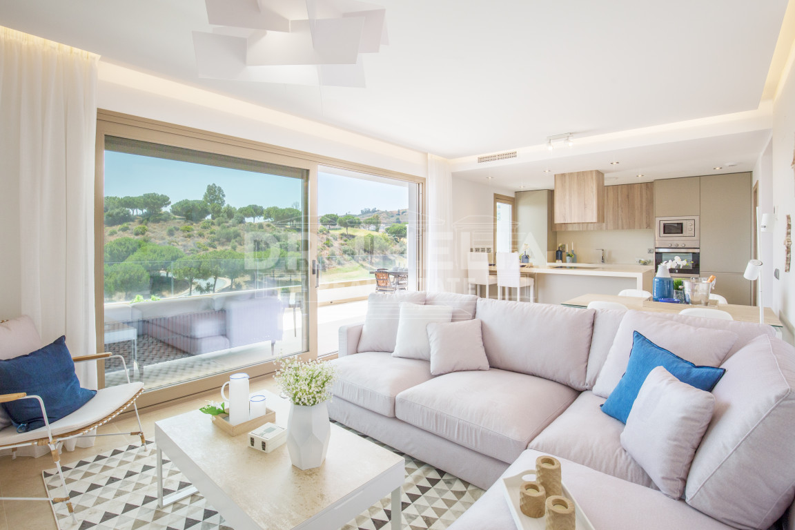 Mijas Costa, Brand New Magnificent Modern Apartment, Horizon Golf, La Cala Golf, Mijas Costa