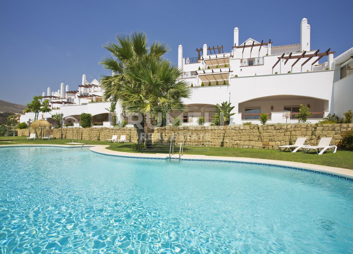 Nueva Andalucia, Fabulous New Ground Floor Apartment, Aloha Royal, Nueva Andalucia, Marbella