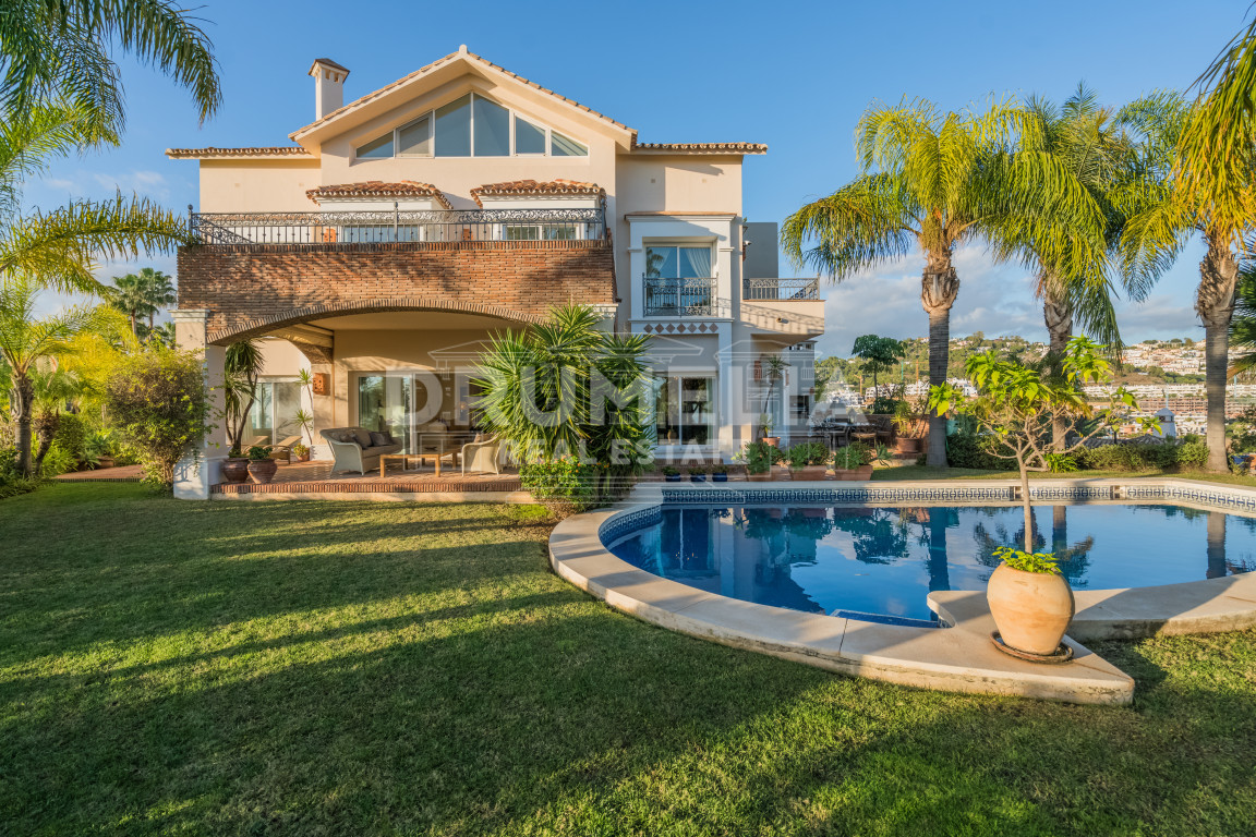 Benahavis, Magnificent Mediterranean Luxury Villa, Los Arqueros, Benahavis