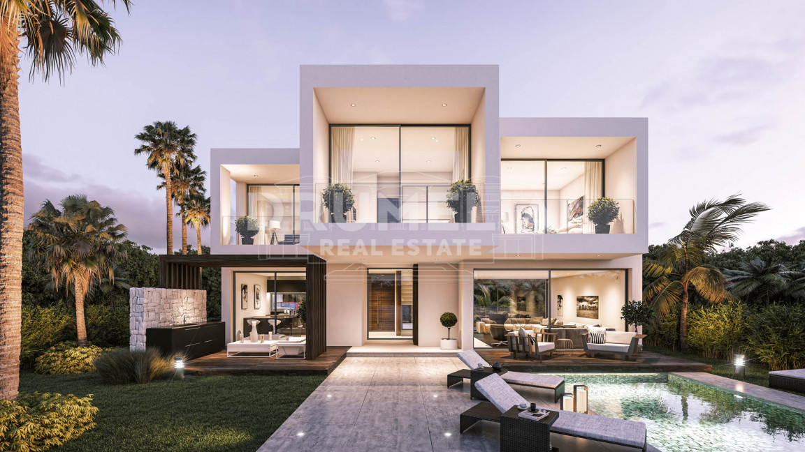Estepona, Unique, New Modern Luxury Villa, La Boladilla Baja, Boladilla Village Resort, New Golden Mile, Estepona