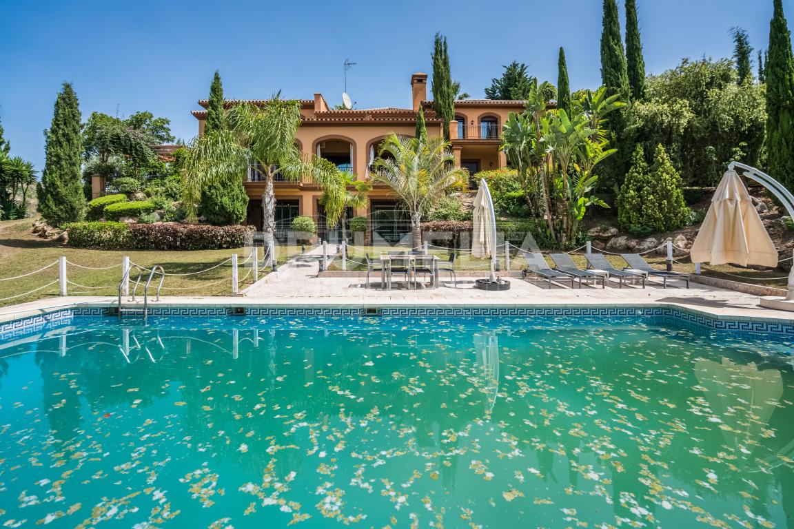 Estepona, Fabulous Mediterranean Villa, Nueva Atalaya, Estepona